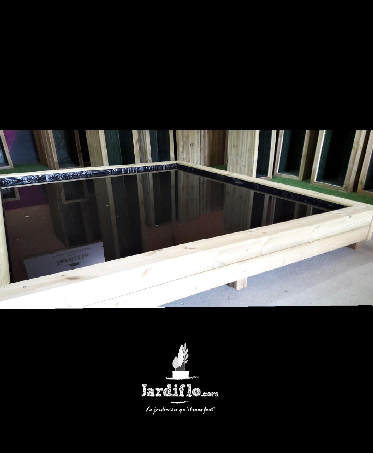 bassin d ornement rectangulaire maison design. Black Bedroom Furniture Sets. Home Design Ideas